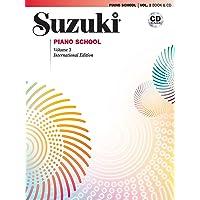 Suzuki Piano School, Vol 3: Book & CD