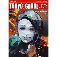Tokyo Ghoul RE: 6