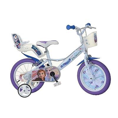 Dino Bikes 146RL-FZ 14-Inch Frozen Bicycle: Toys & Games