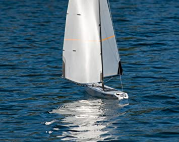 Amazon com: DragonFlite 95 950mm / DF95 Class RC Sailboat