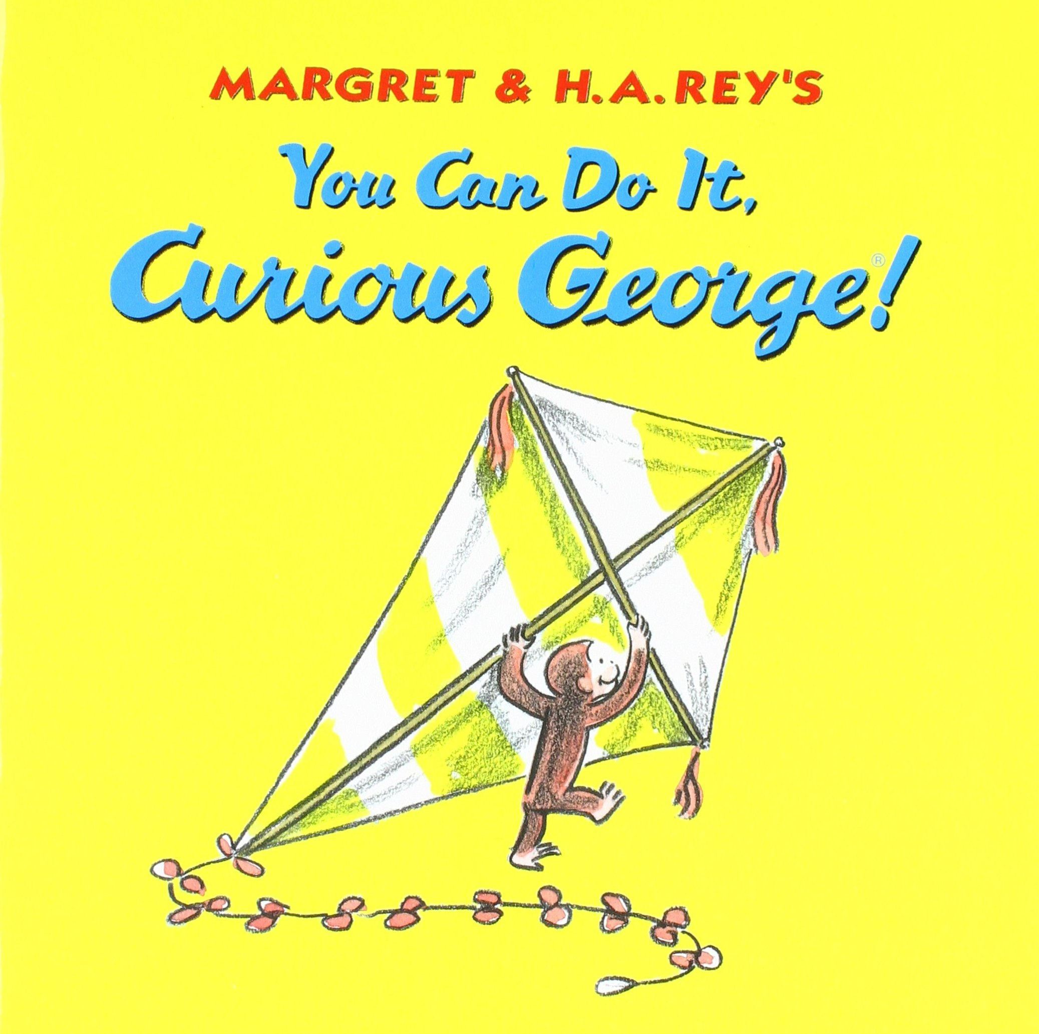 Read Online Journeys: Little Big Book Grade K You Can Do it, Curious George! (Unit 6, Book 28) PDF