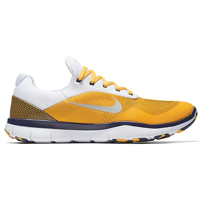 fd05593882a3 Nike West Virginia Mountaineers Free Trainer V7 Week Zero Collection  College Shoes - Size 11.5 M US  Amazon.ca  Clothing   Accessories
