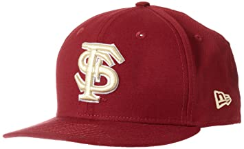 official photos bf223 0c711 NCAA Florida State Seminoles College 59Fifty, Dark Red, 7