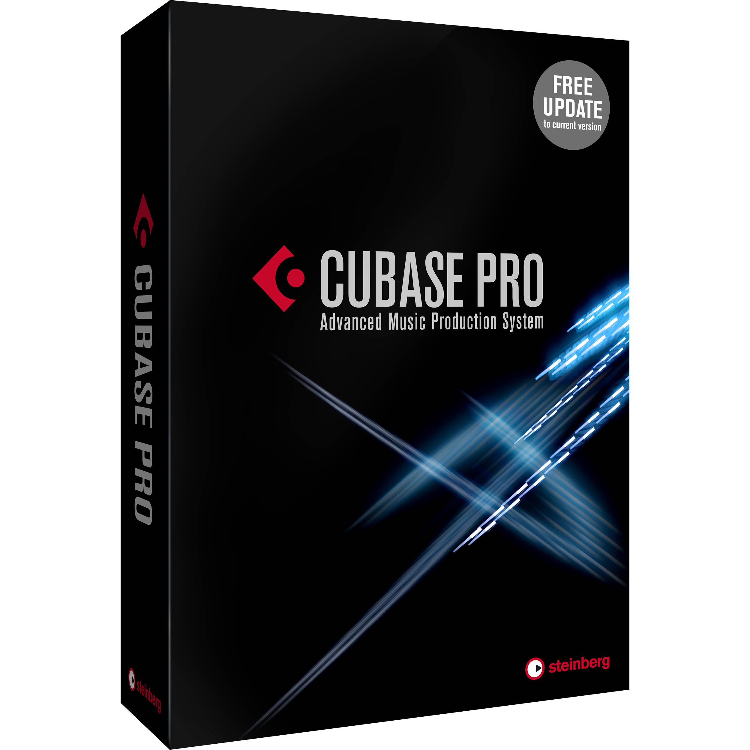 Steinberg Cubase Pro 9 Recording Software, Professional by Steinberg
