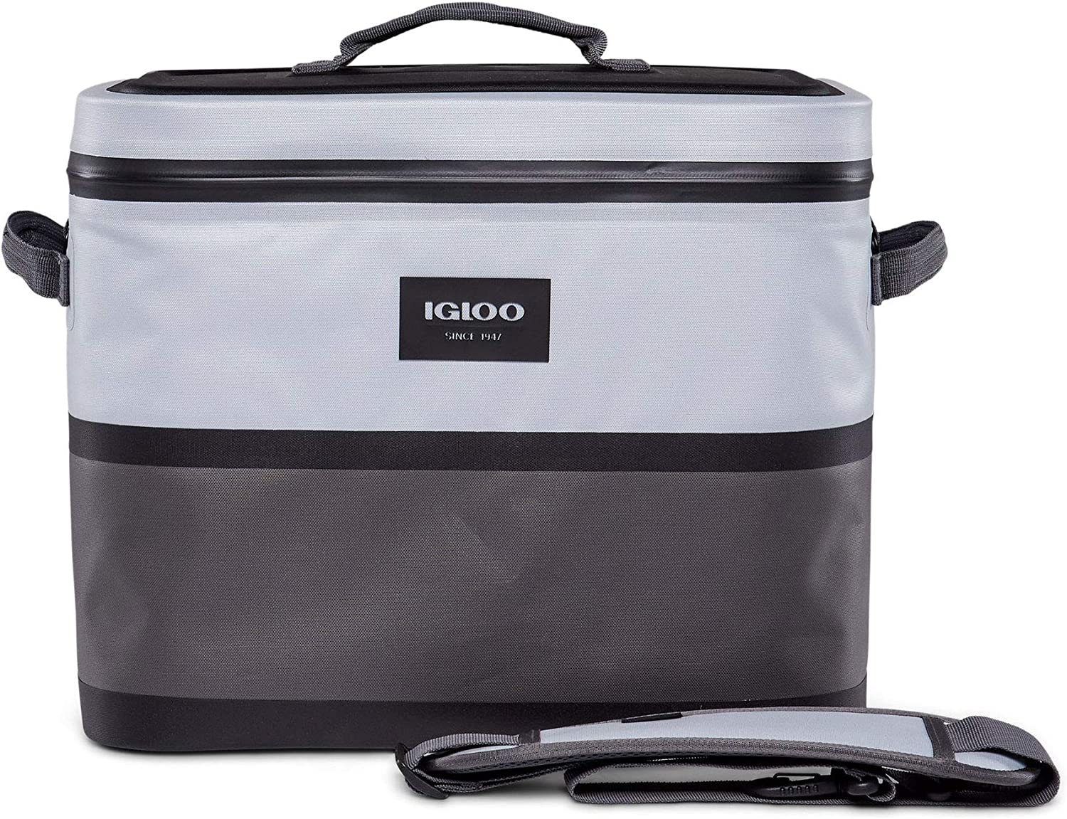 Igloo Repreve 14 Can Portable Recycled Lunch Pail Cooler