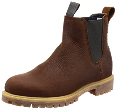Timberland Icon Collection Premium Chelsea Boots Men 6