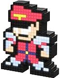 PDP Pixel Pals Capcom Street Fighter II M. Bison Collectible Lighted Figure, 878-033-NA-BISON