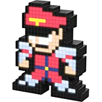 PDPPixel Pals Capcom Street Fighter II M. Bison Collectible Lighted Figure-Not Machine Specific;