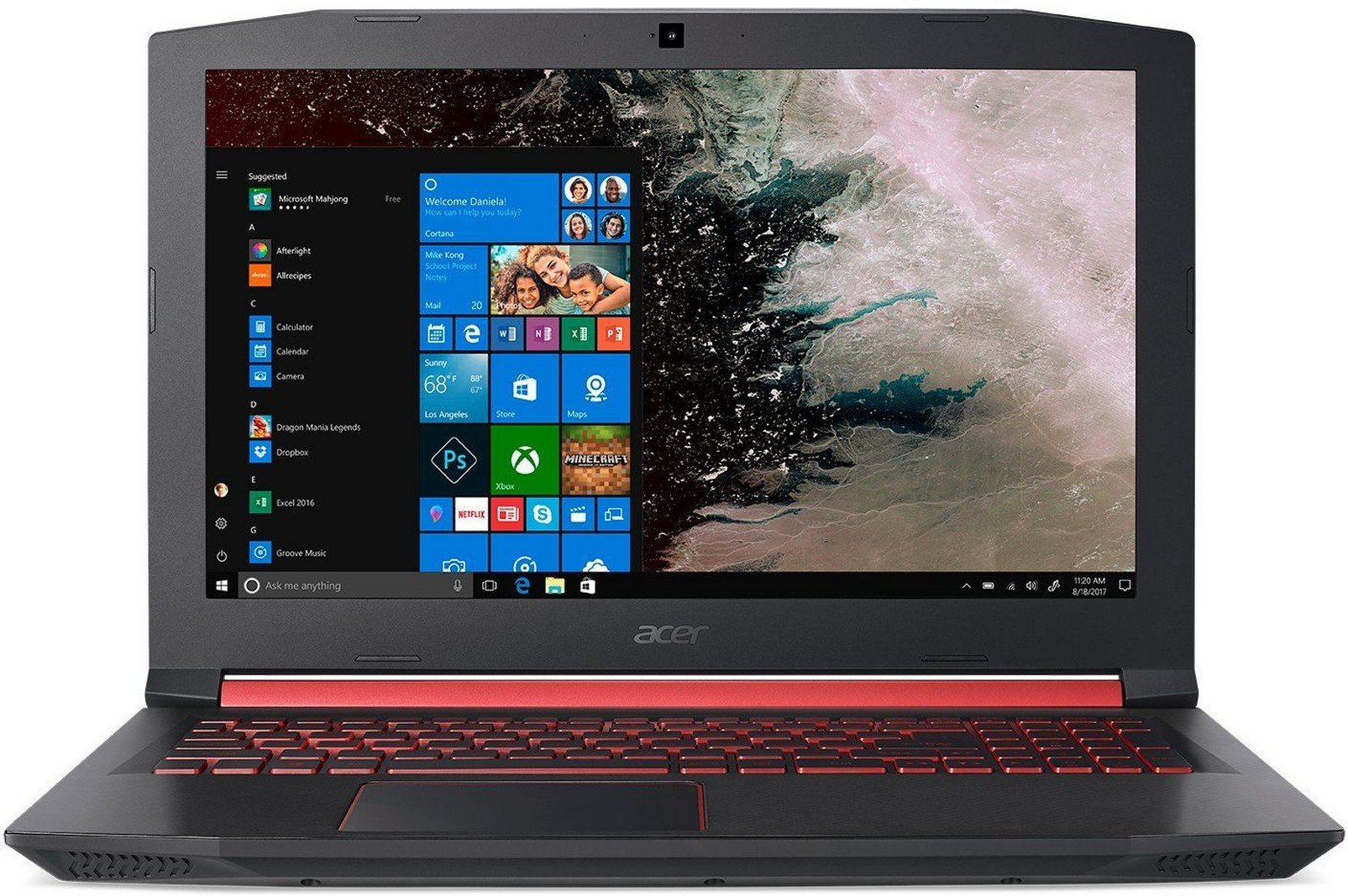 "ACER NITRO 5 AN515-52 15.6"" FHD GAMING LAPTOP"