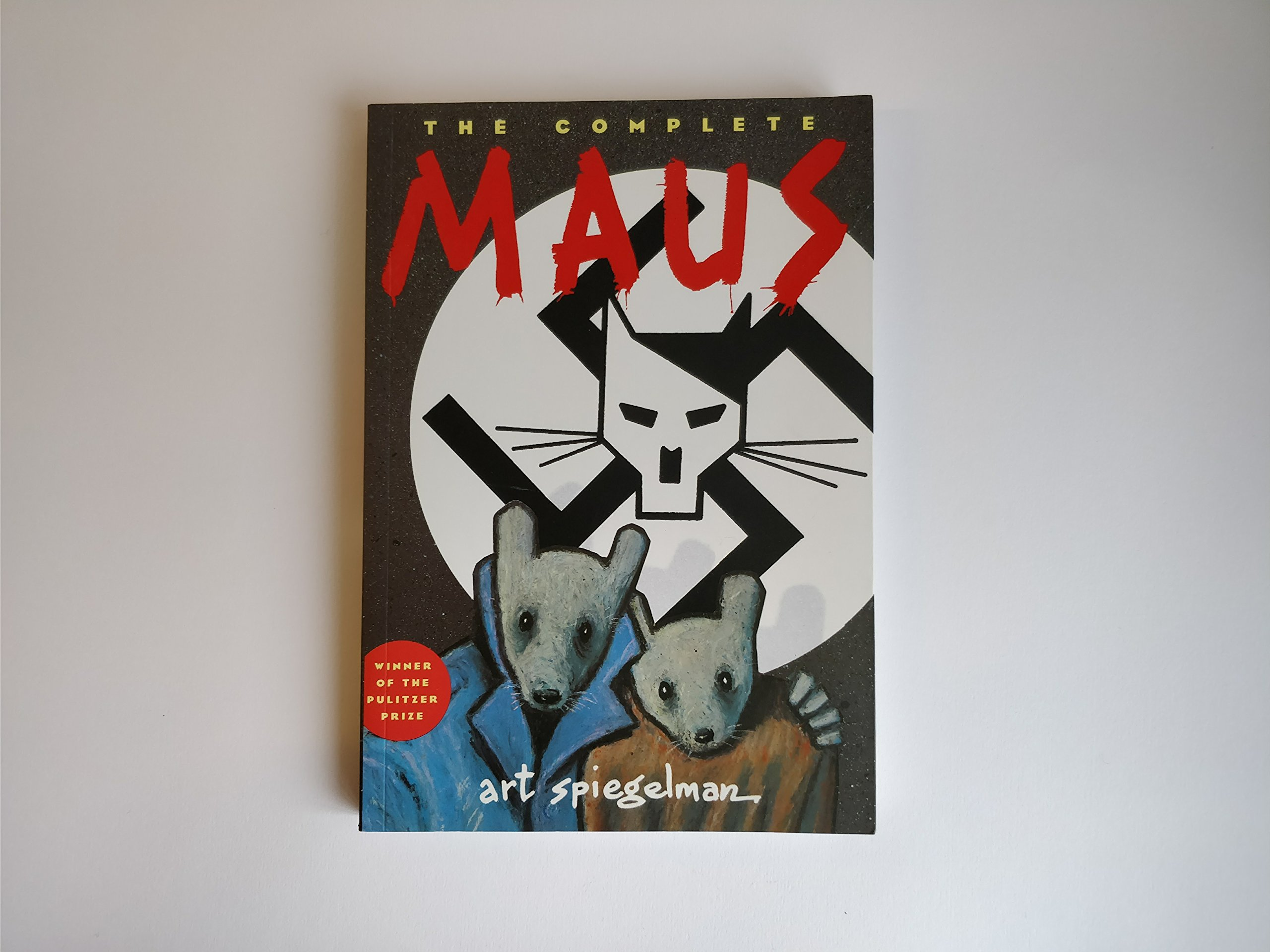 The complete maus amazon art spiegelman 8601404203893 books fandeluxe Choice Image