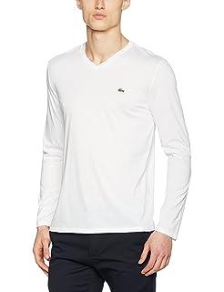 TH5276, Camiseta para Hombre, Blanco (Blanc), XX-Large (Talla del Fabricante: 7) Lacoste