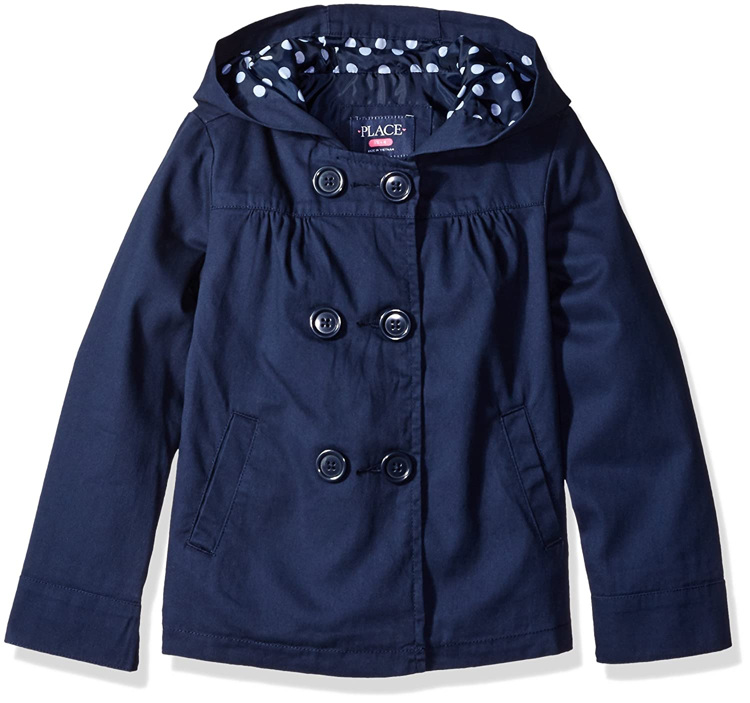 The Children's Place Girls' Uniform Trench Coat 2062559