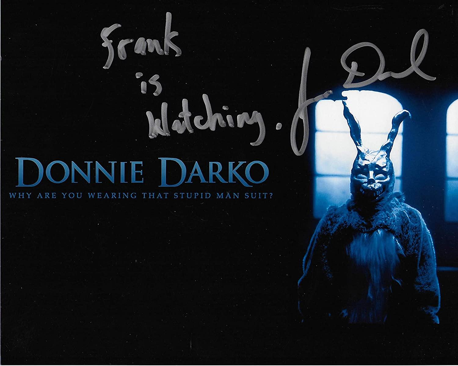 James Duval Donnie Darko 2 original autographed photo 8X10 at Amazon's  Entertainment Collectibles Store