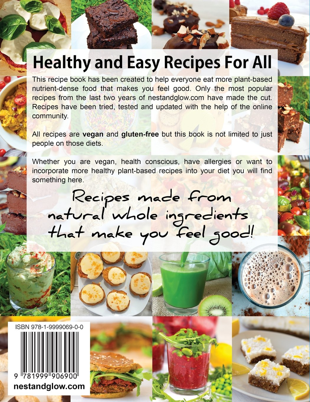Healthy and easy over 100 plant based and nutrient dense recipes healthy and easy over 100 plant based and nutrient dense recipes bastian durward 9781999906900 amazon books forumfinder Gallery