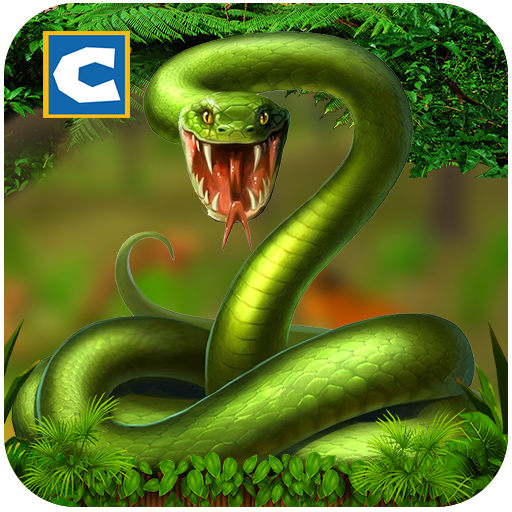 Anaconda Snake Family Jungle Simulator