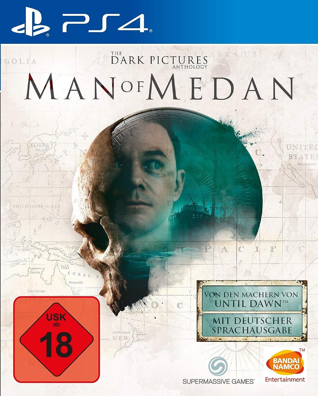 BANDAI NAMCO Entertainment The Dark Pictures: Man of Medan vídeo - Juego (PlayStation 4, Adventure / Horror, Soporte físico): Amazon.es: Videojuegos