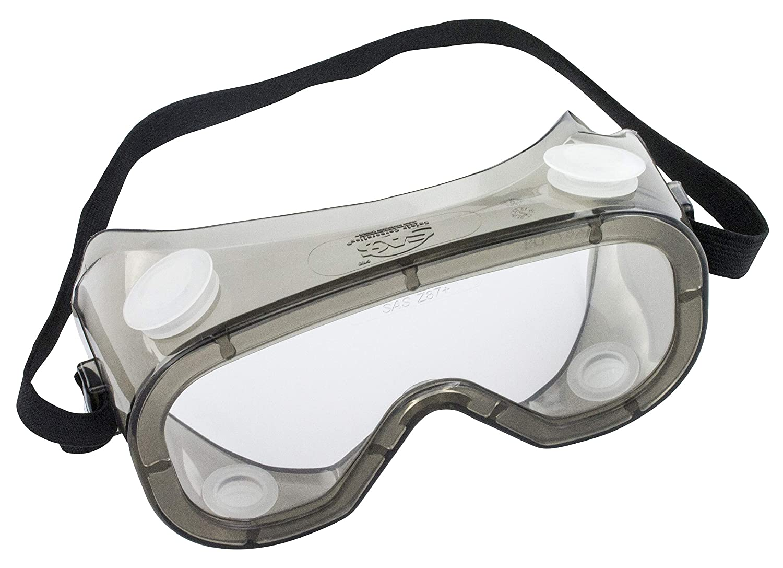 SAS Safety 5109 Chemical-Splash Goggles by SAS Safety SAS Safety Corp.