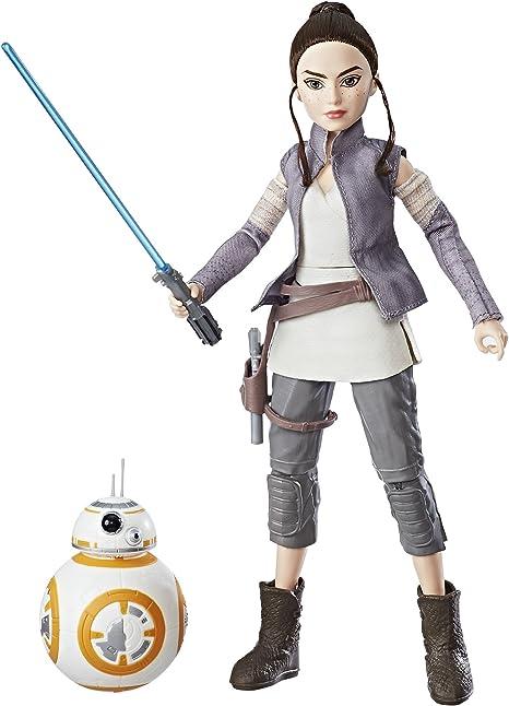 Star Wars Forces du destin Rey et Kylo Ren aventure Doll 2-Pack