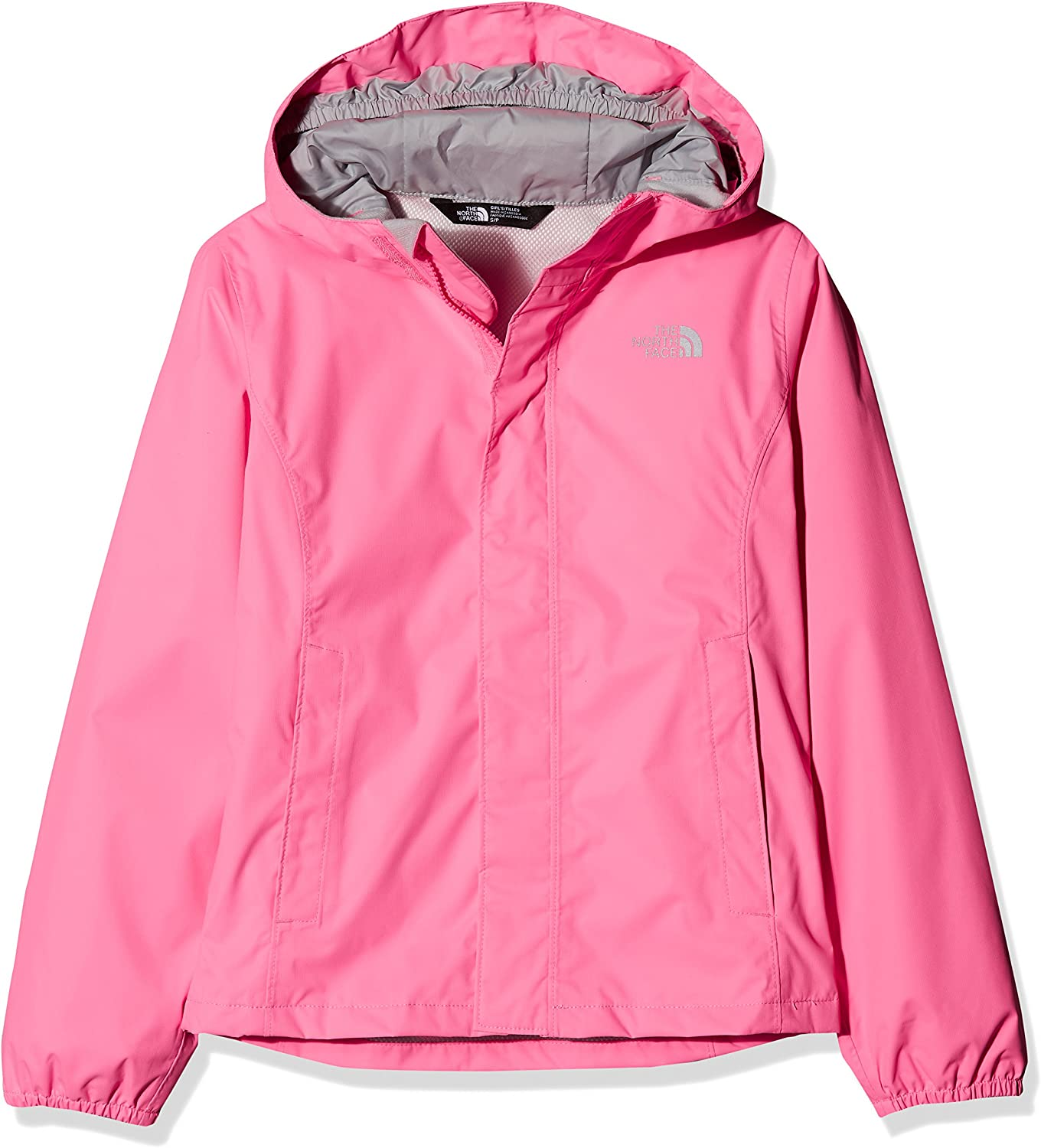 Giacca Riflettente Bambina The North Face G Resolve Ref Jkt