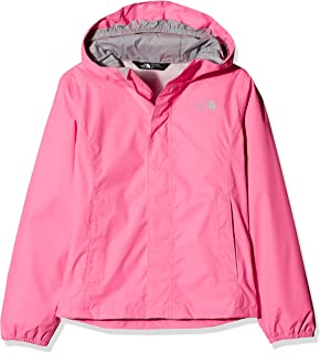7a3ac5e5c THE NORTH FACE Girl's Resolve Jacket, Girls', Resolve, Petticoat ...