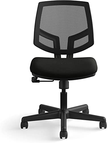 The HON Company SB11.T HON Volt Task Mesh Back/Leather Seat Computer Chair