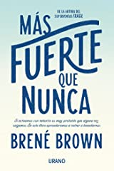 Más fuerte que nunca (Crecimiento personal) (Spanish Edition) Kindle Edition