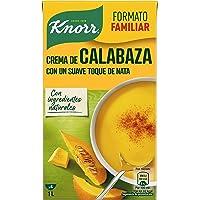 Knorr - Crema Calabaza con un Suave Toque