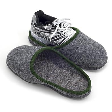 d88778592aaa1 sur-Chaussons Semelle en Feutre d Intérieur pour Chaussures Pantoufle  Chaussures de Ville Musée