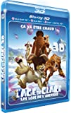 L'Age de glace 5 : Les lois de l'univers [Blu-ray 3D + Blu-ray + DVD + Digital HD]
