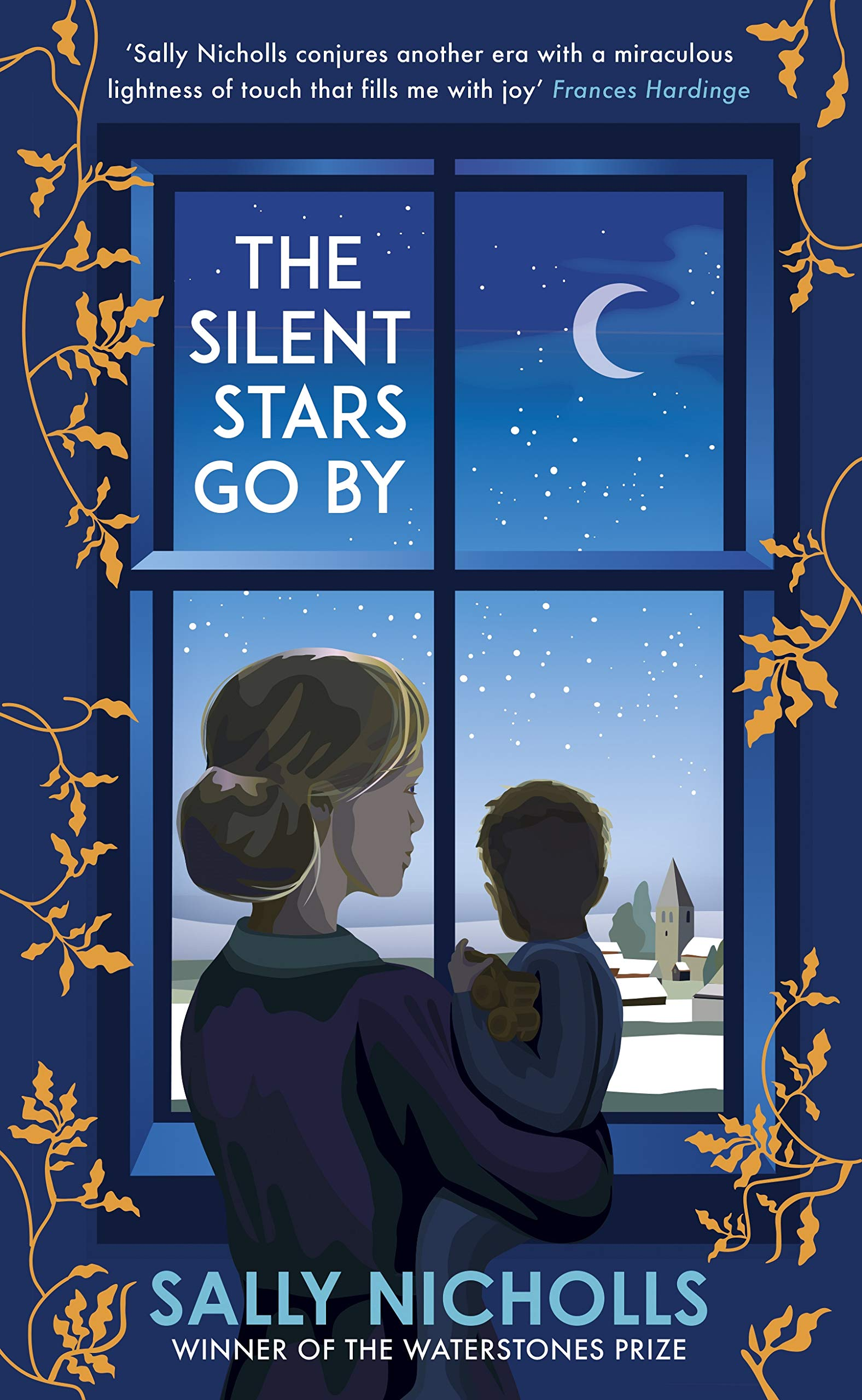The Silent Stars Go By: Amazon.co.uk: Nicholls, Sally: Books