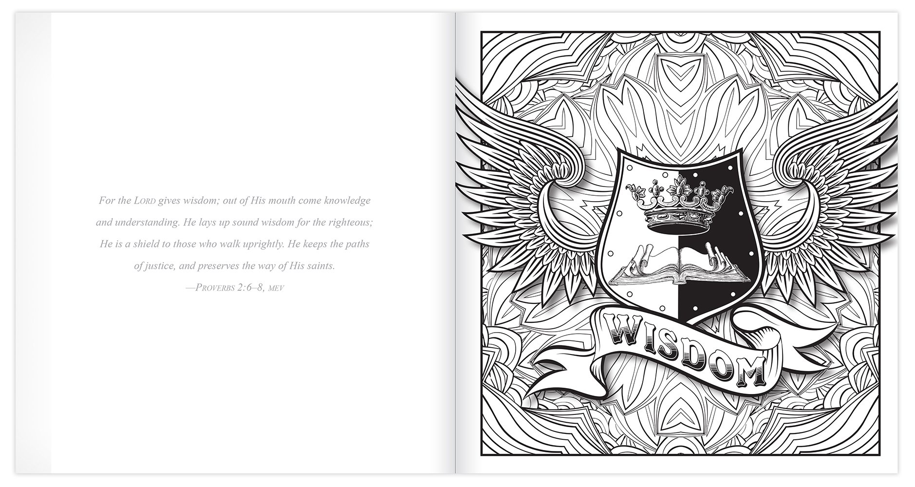 amazon com the promises of god coloring book color as