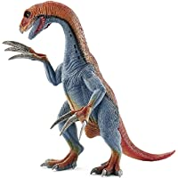 SUPER TOY Action Figures Dragon Jurassic Park Therizinosaurus Rex Dinosaur Animal Toys (24 cm)