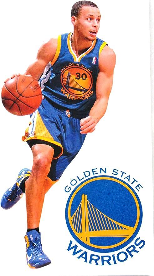 Poster Stephen Curry Basketball Star Boy Room Art Wall Cloth Print 507