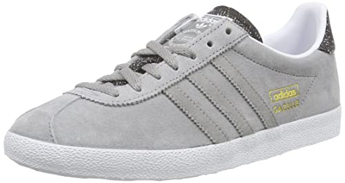 adidas Gazelle OG - Zapatillas de Running, Hombre, Gris (Ch Solid Grey/Ch Solid Grey/FTWR White), 41 1/3: Amazon.es: Zapatos y complementos