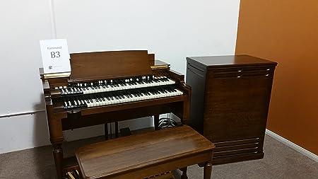B3 órgano hammond y Leslie 122 altavoz: Amazon.es ...