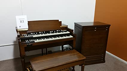 B3 órgano hammond y Leslie 122 altavoz