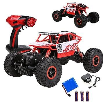 s-idee HB-P1801 4WD Rock Crawler RC Car Tout-Terrain télécommandé Monster 4bf7919e91d8