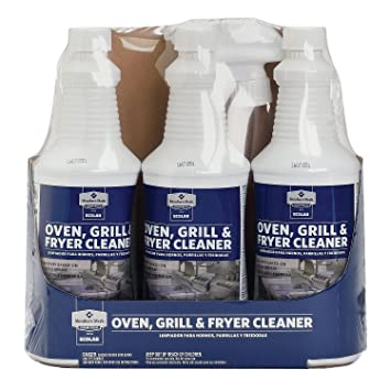 Members Mark Commerical Oven, Grill and Fryer Cleaner by Ecolab (32 oz., 3 pk.