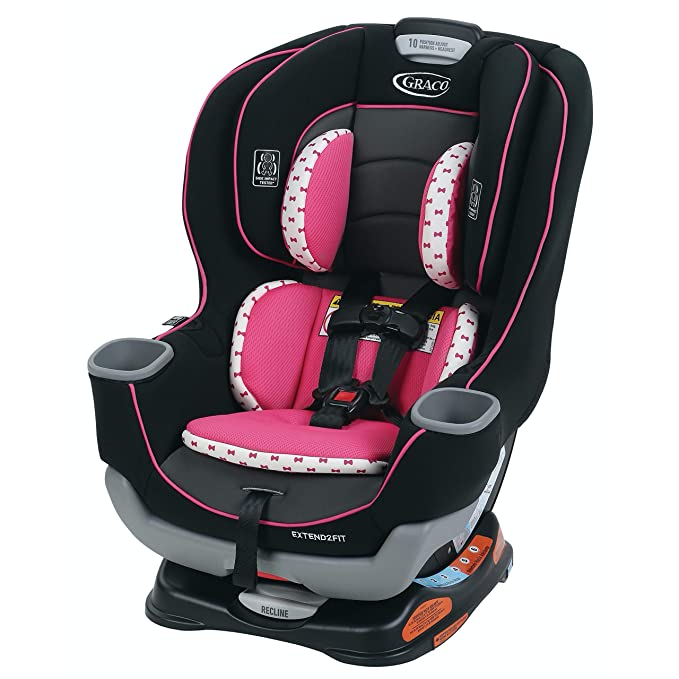Graco Extend2Fit 2-in-1