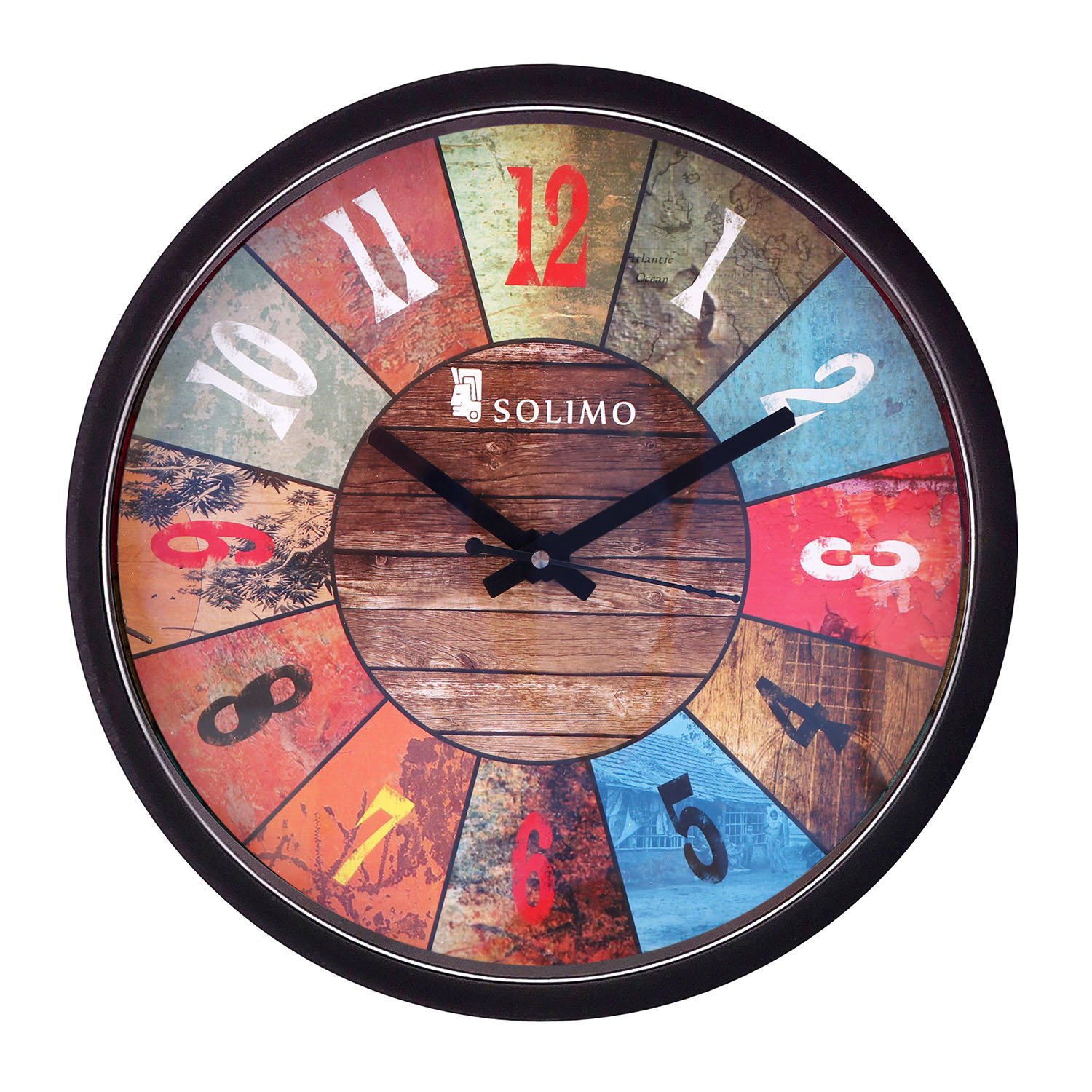 Royalscart Wall Clock – Up to 87% Off