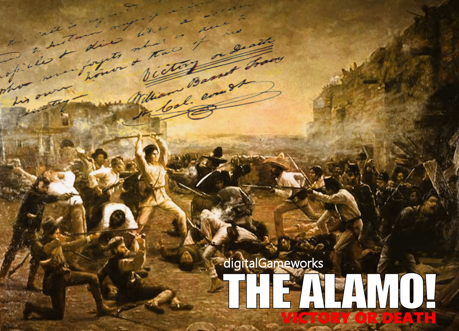 The Alamo! Victory or Death [Download]