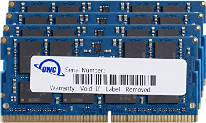 Owc Memory Expansion Kit 2666mhz Pc4 21300 Ddr4 So Dimm Computers Accessories