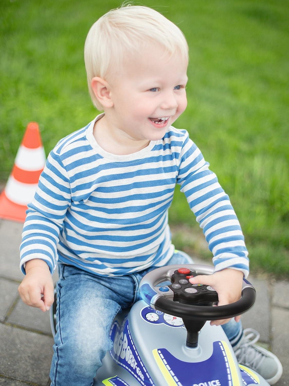 /Rescue de Sonido de Wheel Infantil veh/ículos Big 800056493/ Plata