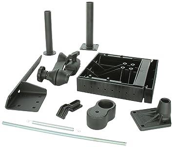 RAM POD Heavy Duty Single Point Car//Truck No-Drill Laptop Mount