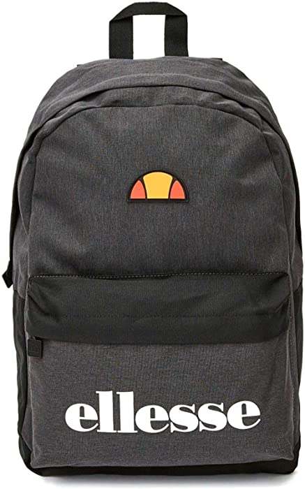 Ellesse Regent 0540 Backpack Charcoal  Amazon.co.uk  Clothing 79b5eceb20ba4