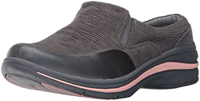 bf51e68a7a2f Dr. Scholl s Shoes Women s Wanderess Mule Grey Hatch Print ...