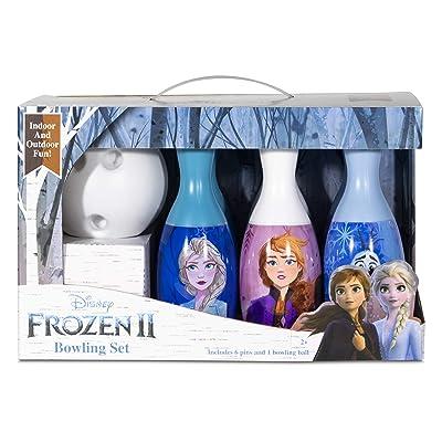What Kids Want Frozen 2 Bowling Set: Toys & Games [5Bkhe0301153]
