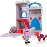 Peppa Pig Little Places Castle Fort Playset
