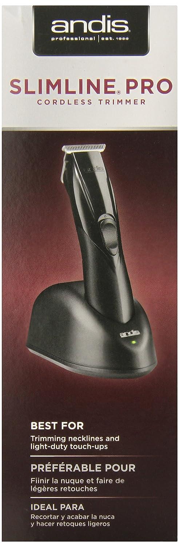 Amazon.com  Andis 32655 Slim Line Pro Trimmer  Beauty 27e7cf34188