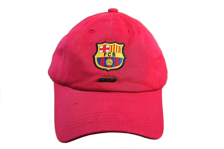 FCバルセロナ公式チームロゴキャップ/帽子 – fcb055 B00DVWHA52